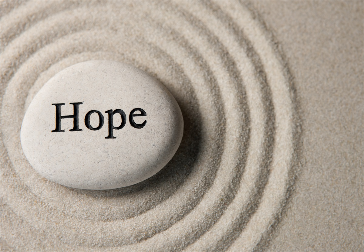 There is Hope...A Word of Encouragement