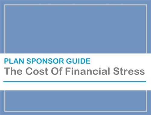 Employer Guide:  Financial Stress