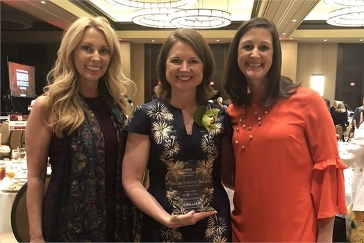Debra selected as a DBJ 2018 Women in Business Honoree