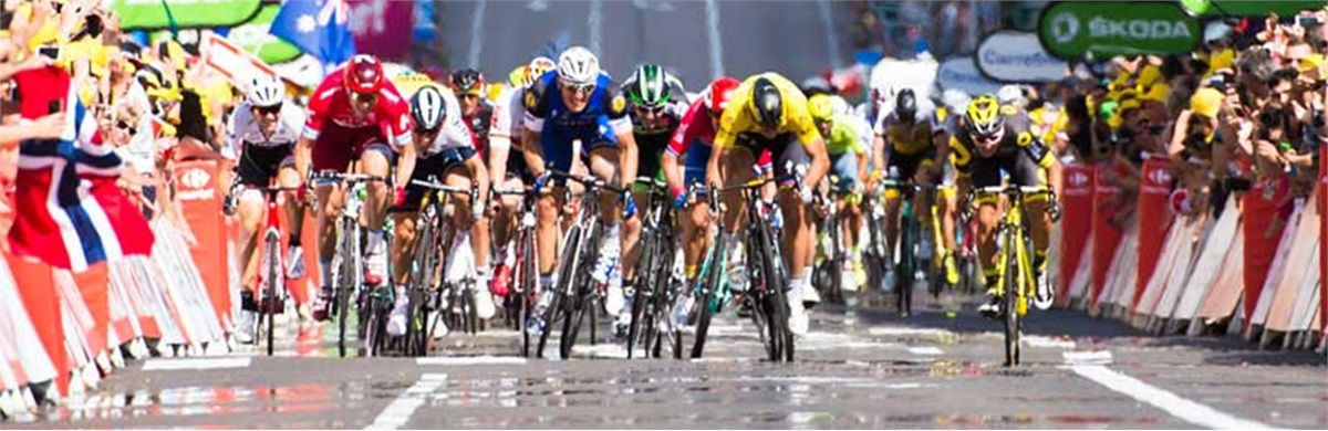 Investing Lessons from the Tour de France