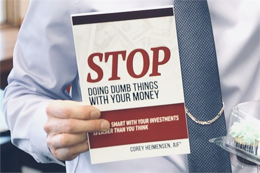 Stop Doing Dumb Things With Your Money