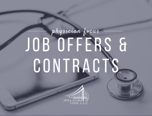 Job Offers & Contracts