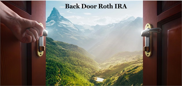 Back Door Roth IRA