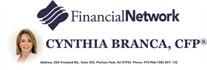 Cynthia Branca, Certified Financial Planner ™ Home