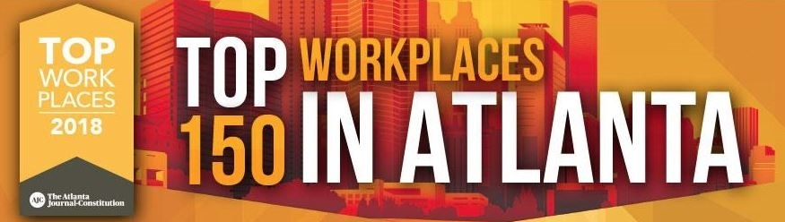 Peachtree Planning Recognized as a 2018 Top Workplace by the AJC for 8th consecutive year!
