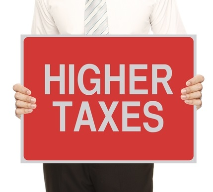2020 Election Means Higher Taxes. What To Do.