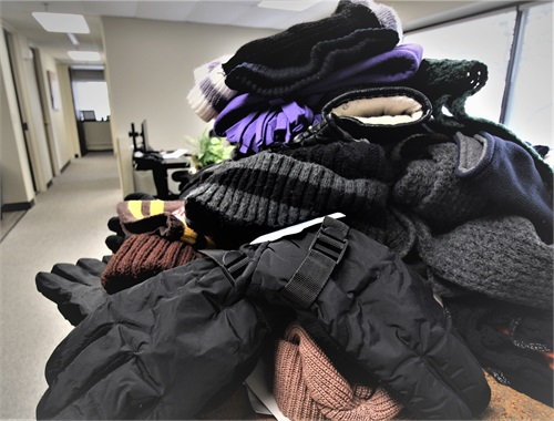 Hat and Glove Collection for those without