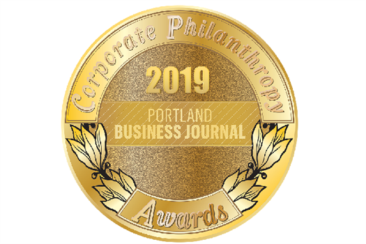 2019 Recipient of the following two awards from the Portland Business Journal