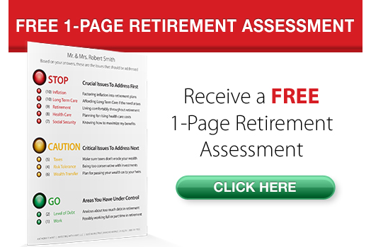 FREE 1-Page Retirement Assessment