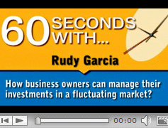 60 Seconds with Rudy Garcia