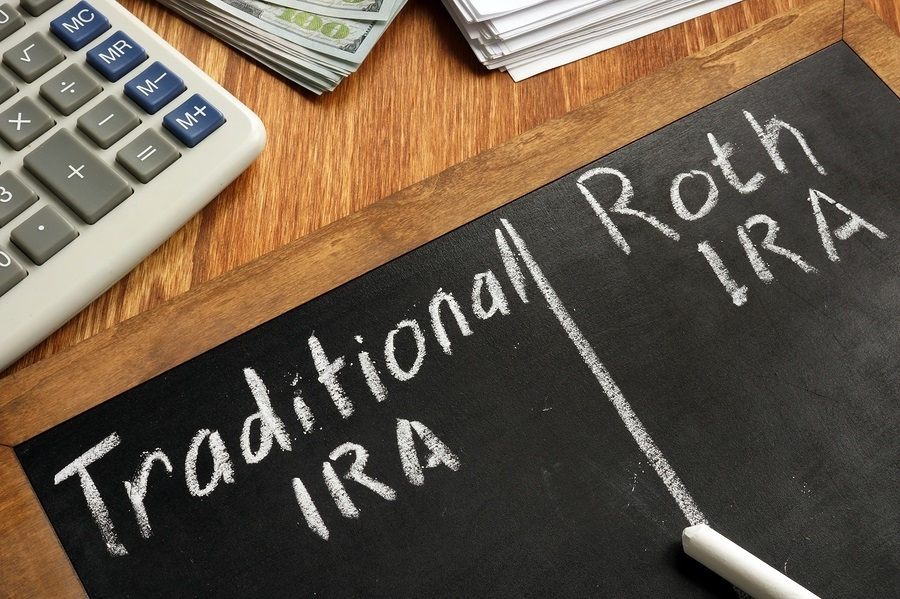 If There Was Ever a Time To Consider a Roth IRA......