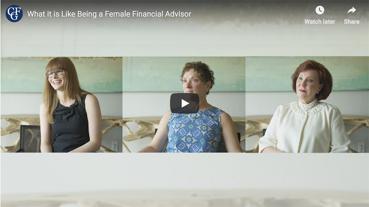 What is it Like Being a Female Financial Advisor?