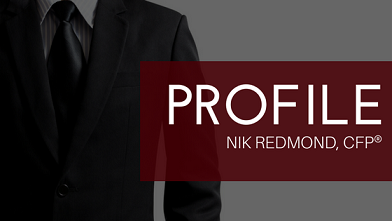 PROFILE: NIK REDMOND