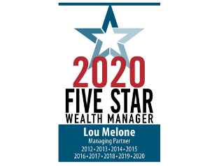 5 Star Wealth Manager 2012-2020*