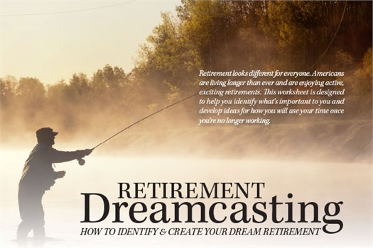 Retirement Dreamcasting Worksheet