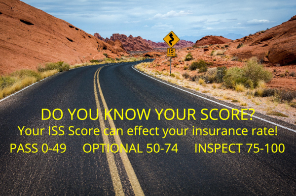 Do you know your ISS Score?