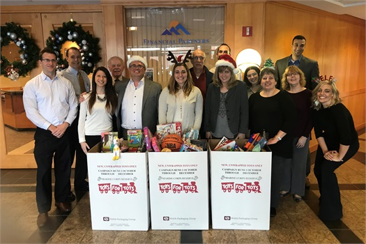 2017 Holiday Toy Drives