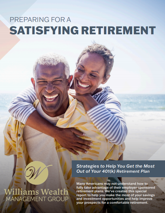 Preparing for a Satisfying Retirement Whitepaper