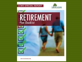 Retirement Plan Checklist