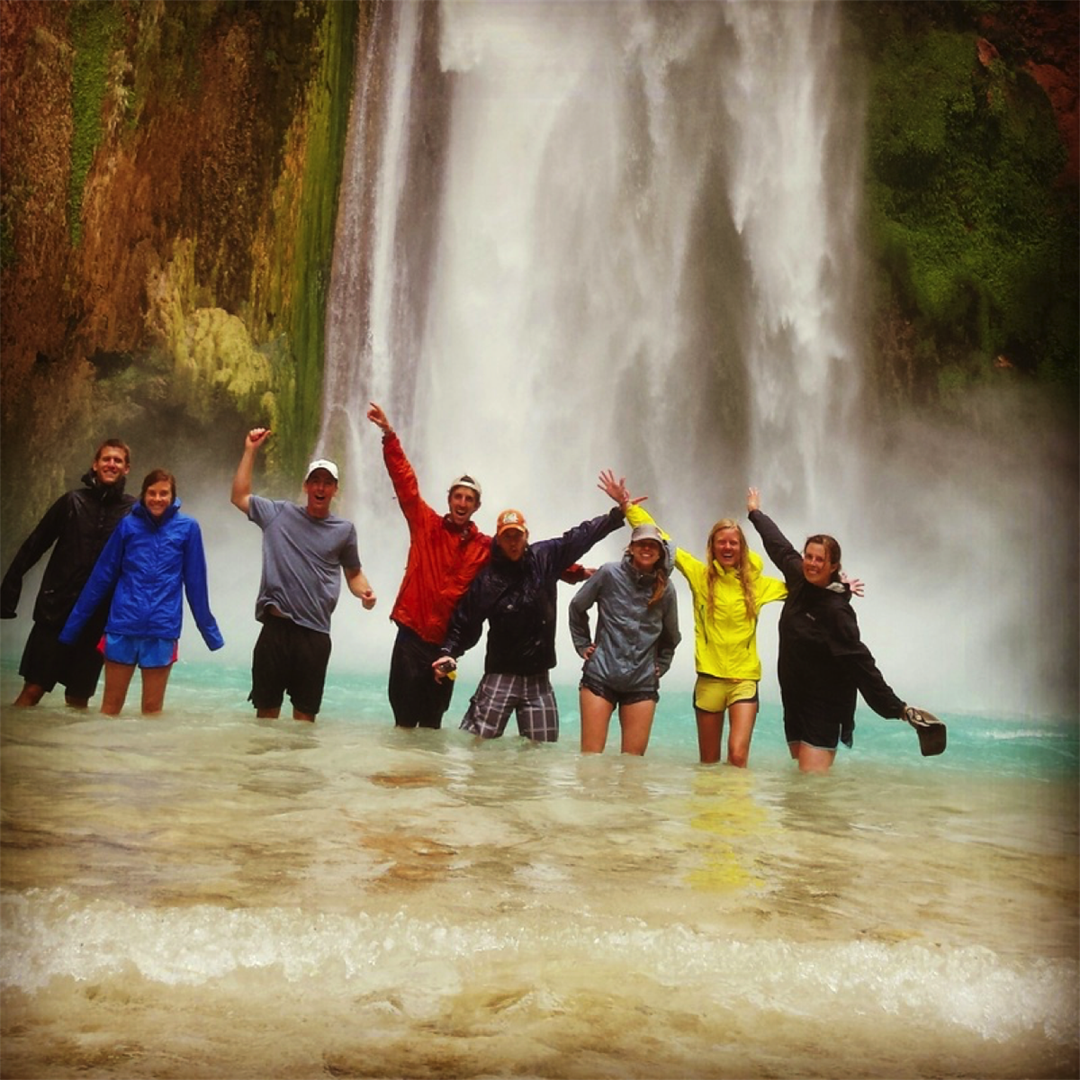 How Your Retirement Picture Can Look Like Havasupai Falls