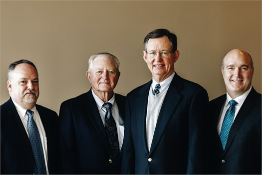 Our Owners, Duvan, John, Ernie and Jerry