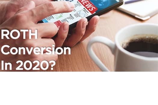 ROTH Conversion In The Era Of COVID-19