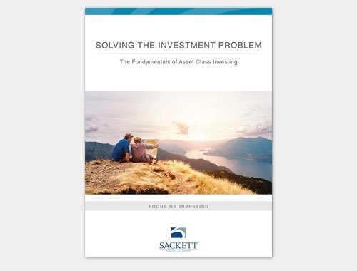 Solving the investment problem