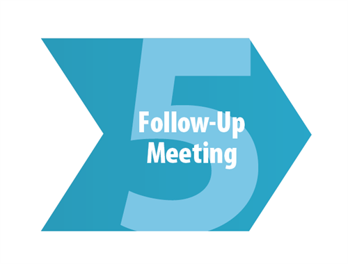 45-day Follow-up Meeting