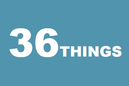 36 Things I Do For My Clients