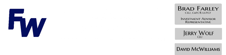 Farley-Wolf Agency Home