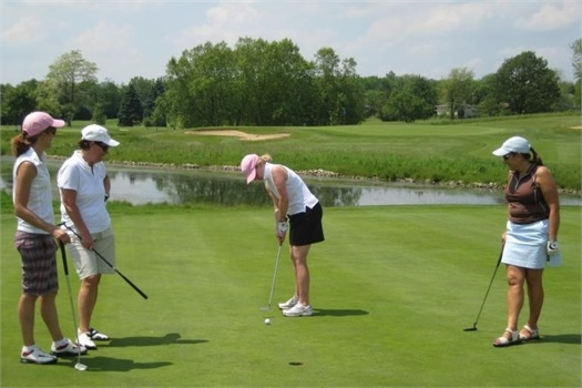 Women's Beginner Golf Lesson