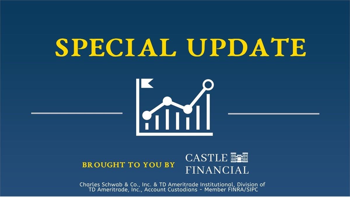 Castle Financial Special Update, Sunday March 15th 2020