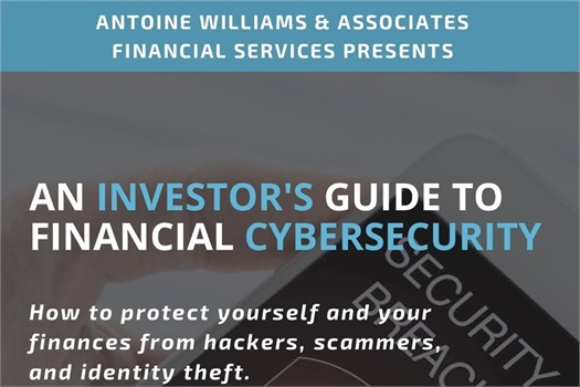 An Investor's Guide To Financial Cybersecurity