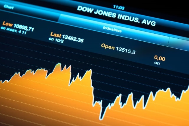Dow hits 24,000 for the first time