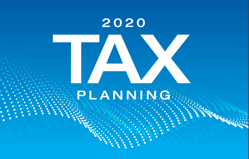 Itemized Deductions 2020 List.2020 Tax Planning Glass Financial Group