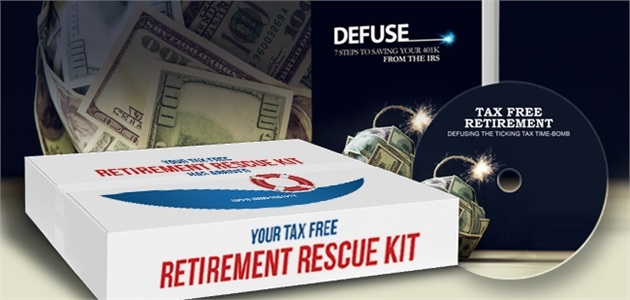 Order Your Tax Free Retirement Toolkit