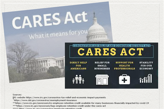 CARES Act -- Update and Summary From FIP