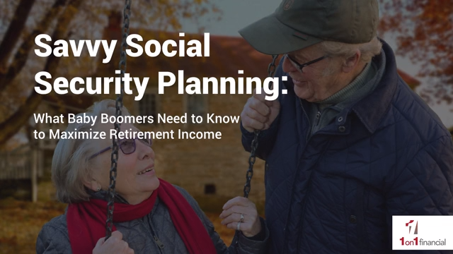Do You Want To Be Savvy With Your Social Security Benefits? Join Our Webinar!