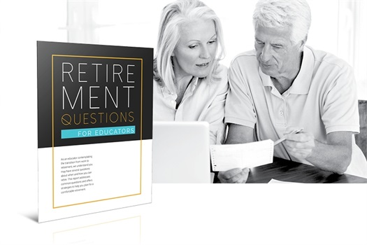 Retirement Questions for Educators