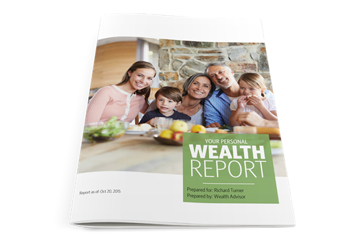 <br />Request Your Free Personal Wealth Report