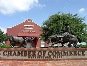 Member of the Weatherford Chamber of Commerce