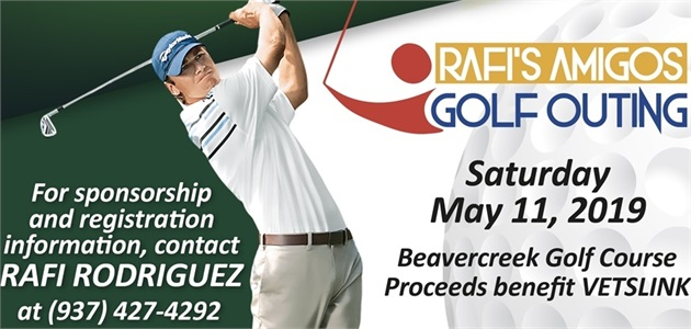 2ND ANNUAL RAFI'S AMIGOS GOLF OUTING