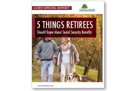 Request the Free Report: 5 Things Retirees Should Know About Social Security Benefits