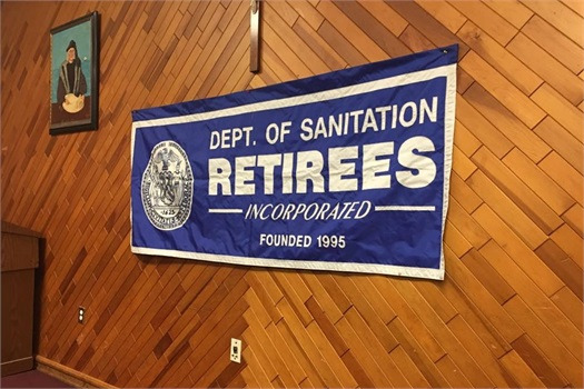Proud to assist NYC Dept. of Sanitation Retirees with their financial planning needs