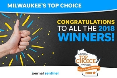 We're honored to have been selected as a finalist in the Financial Planning Category of the Milwaukee Journal Sentinel 2018 Top Choice Program*.