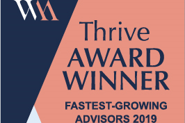 2019 THRIVE AWARD WINNER