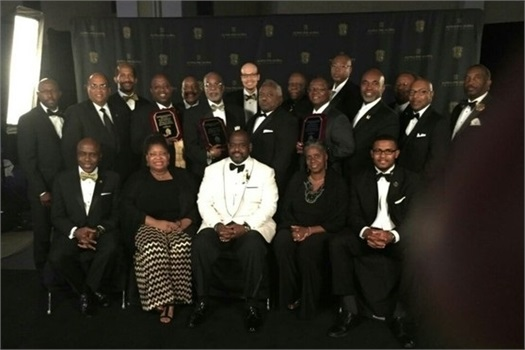 Kappa Lambda Chapter of Alpha Phi Alpha Named March of Babies Alumni Chapter of the Year
