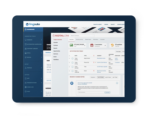 FMG Suite Packages