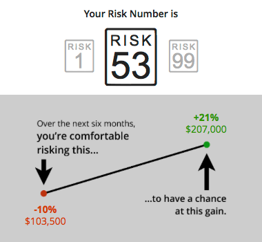 Noble Birch Wealth Management Risk Profile