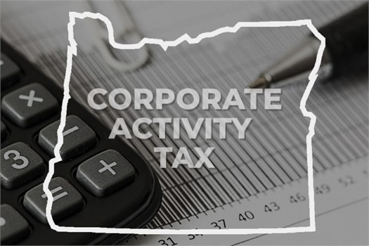 Oregon Corporate Activity Tax (CAT)